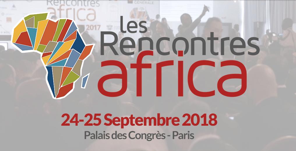 Rencontres Africa 2018