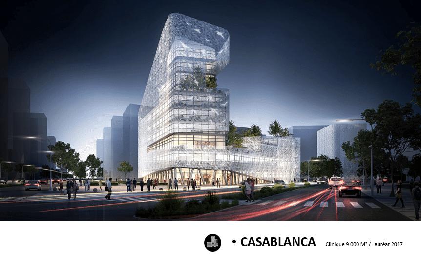 Clinique AIA Casablanca