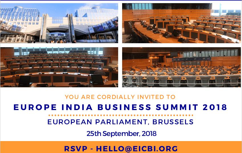 Sommet Inde Bruxelles