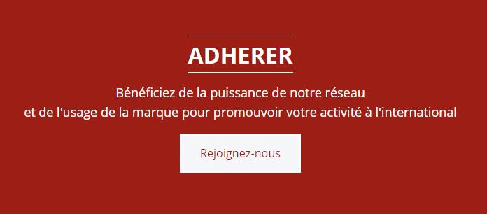 Bloc ADHERER