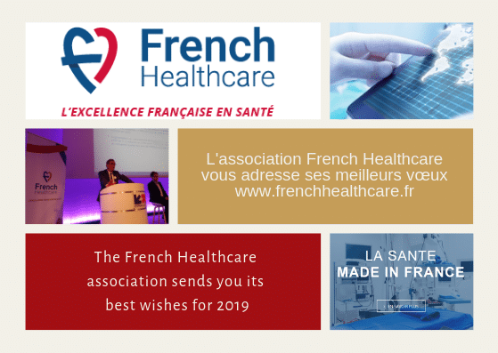 French Healthcare Voeux 2019
