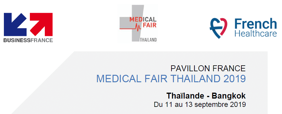 Medical Fair Thaliland 2019