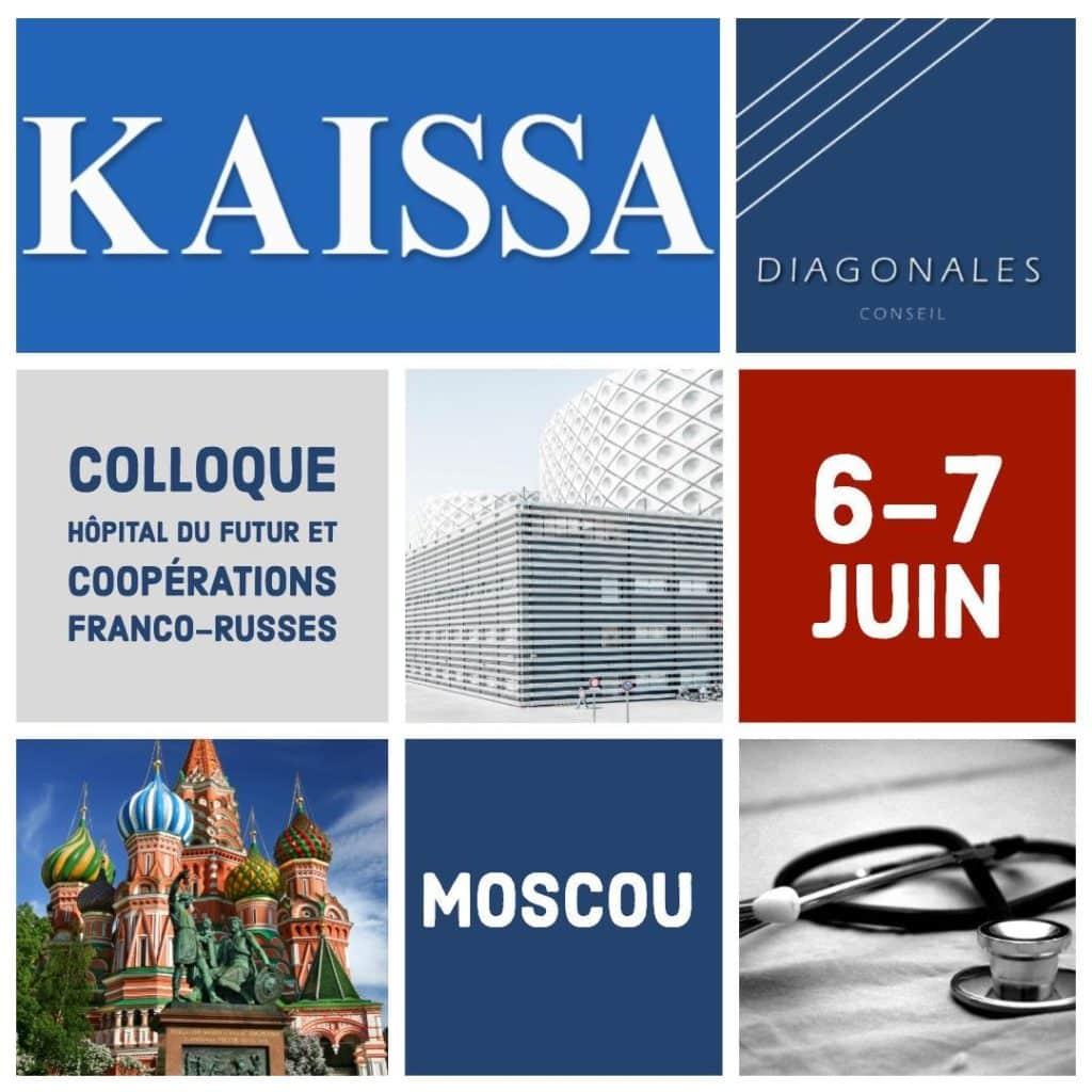 Colloque KAISSA Moscou 6 - 7 juin