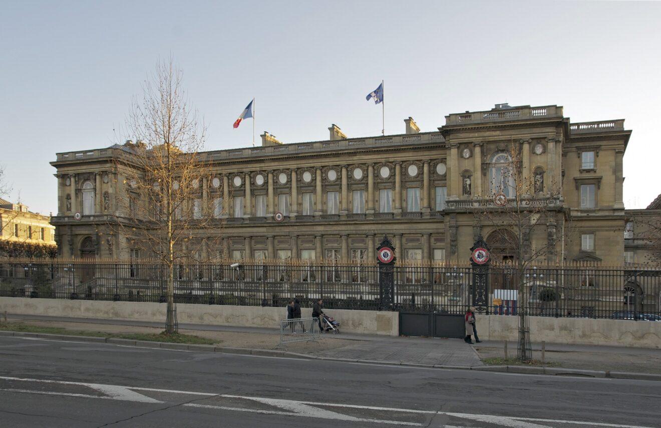 Ministère_français_des_Affaires_Etrangères_et_Européennes_Quai_d'Orsay_Paris