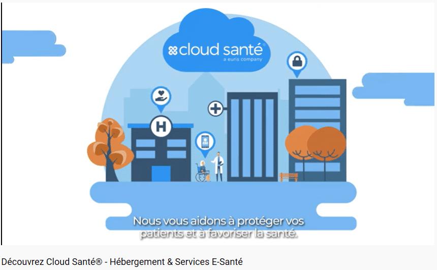 Cloud Santé Euris