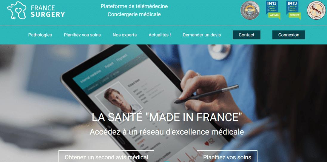 Site France Surgery