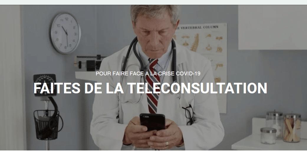 Site teleconsultez.fr
