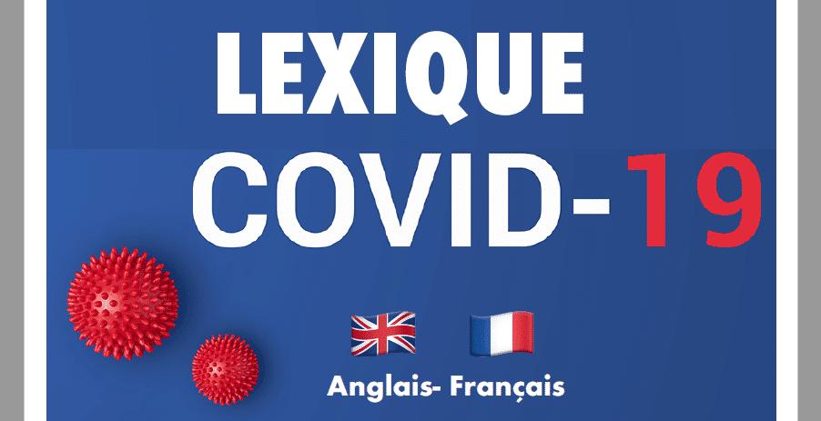 Lexique anglais-français