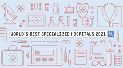 Classement Newsweek hôpitaux 2021