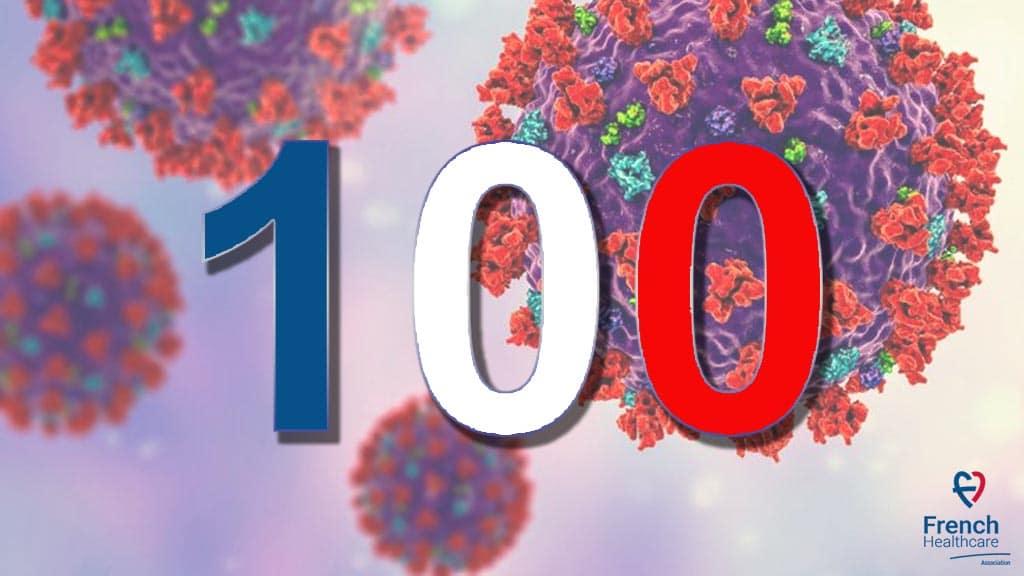100 entreprises de la santé française mobilisées contre l'épidémie de COVID-19