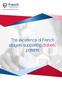 The excellence of french players supporting diabetic patients
