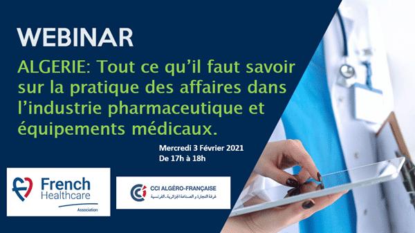 Webinar Algérie 3 février 2021