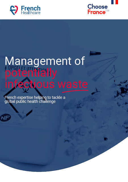 Management of potentially infectious waste