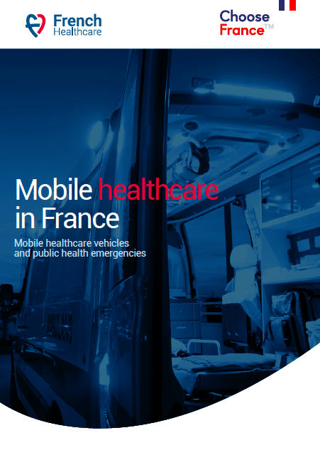 Mobile healthcare in France