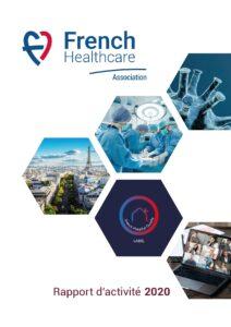 french-healthcare-association-rapport-activite-2020-couverture