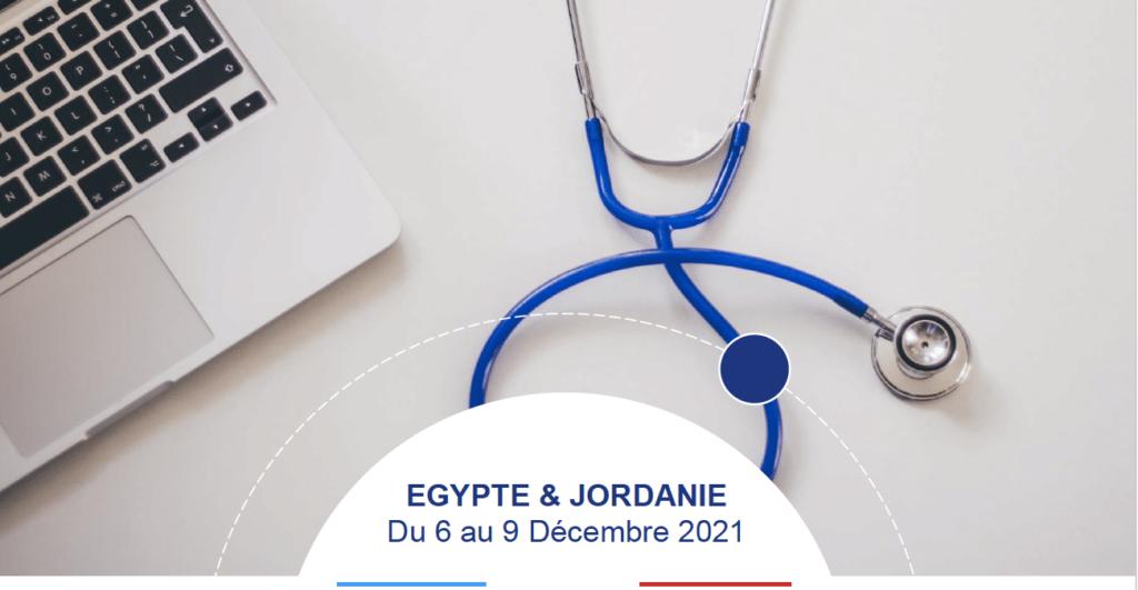 French healthcare days EGYPTE ET JORDANIE